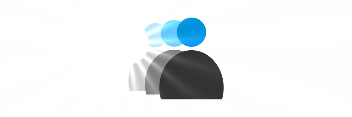 Konfeo logo glowing