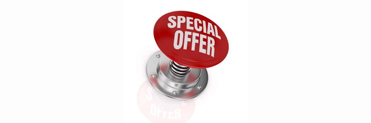 Event organizer - special offer