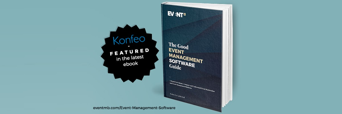 Konfeo in Event Management Software Guide 2018