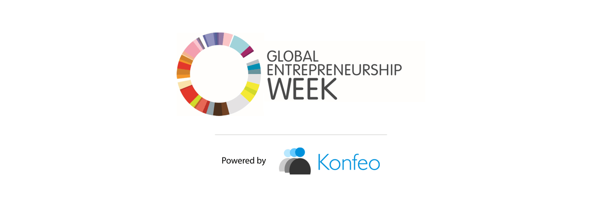 Global Entrepreneurship Week powered by Konfeo