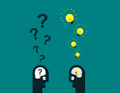 Event organizer - question marks