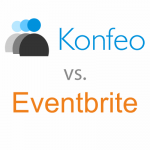 Eventbrite vs. Konfeo – price comparison of systems (calculator)