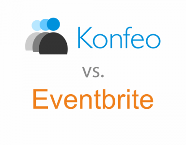 Konfeo vs. Eventbrite