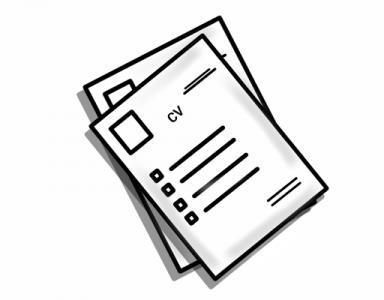 CV, ankieta