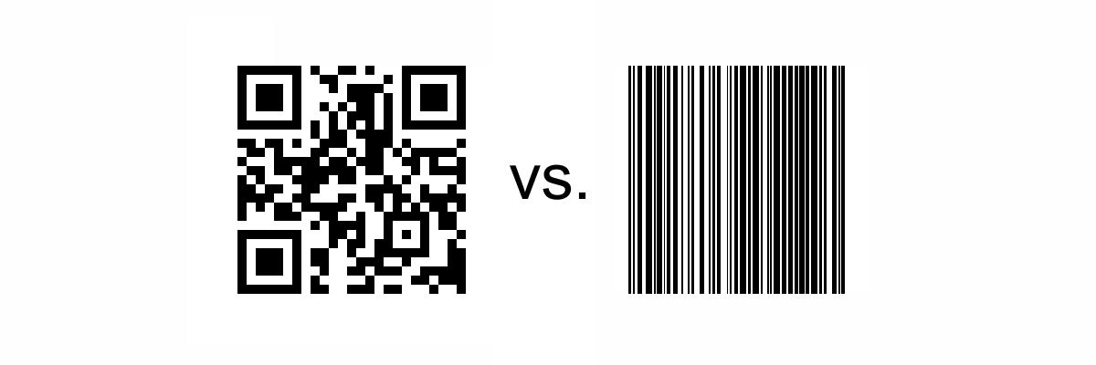 QR kod vs kod kreskowy