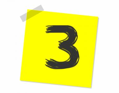 System rejestracji wydarzeń - 3 sprawy