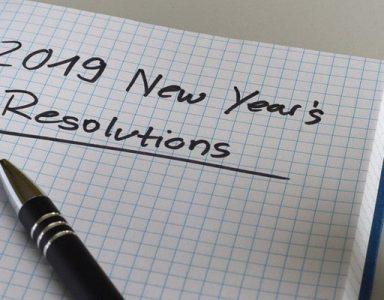 Organizator wydarzeń - postanowienia noworoczne