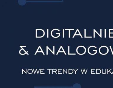 Konferencja Digitalnie i analogowo