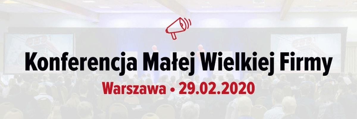 Konferencja Mała Wielka Firma