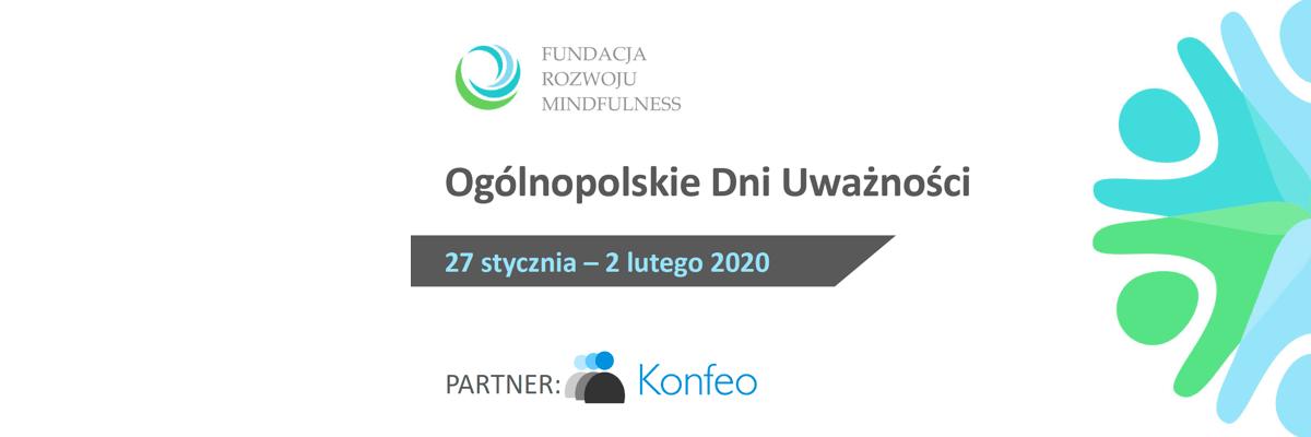 Konfeo - Partner Ogólnopolskich Dni Uważności